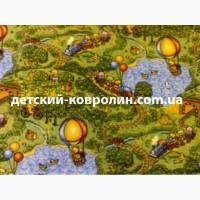 Ковролин в детскую комнату Малиновка