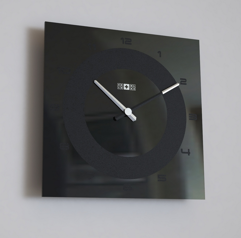 Фото 3. Продам часы стеклянные
