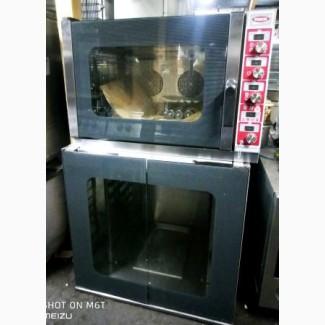 Печь пароконвекционная Piron P914RXSD и расстоечный шкаф Piron L900 б/у