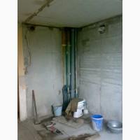 Демонтаж сантехкабин, стен, перегородок Харьков