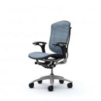 Офисные Кресла CONTESSA OKAMURA Mesh Light Blue-голубой