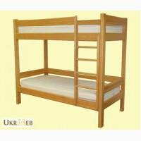Двухъярусные кровати. Кровати из дерева. Распродажа