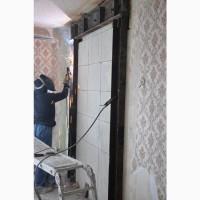 Резка проемов, демонтажные работы Харьков
