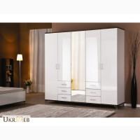 Мода 5-дверный Шкаф