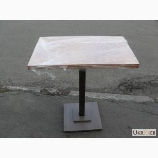 Б/у столы для кафе в идеальном состоянии на одной ноге