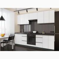 Модульные фабричные кухни (МДФ крашеный, пленочный, ДСП)