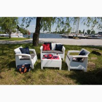 Corfu Set голландська мебель из искусственного ротанга