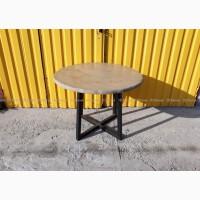 Бу мебель лофт стол круглый б/у для кафе ресторана