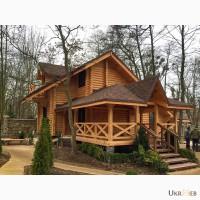 Постройка деревянного дома под ключ