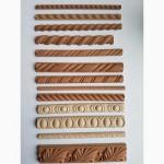 Продам деревянные гибкие резные молдинги