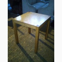 Б/у стол деревянный для кафе, ресторана