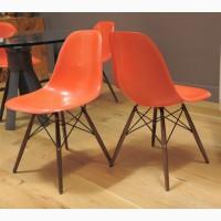 Пластиковый стул для кафе Тауэр Вуд, ножки дерево