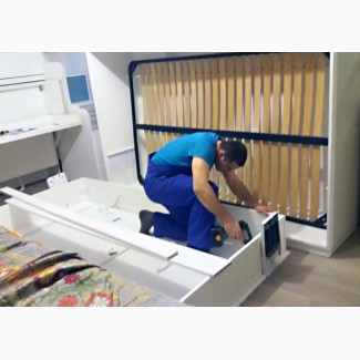 Услуги сборщика мебели в Харькове. Сборка и ремонт домашней и офисной мебели