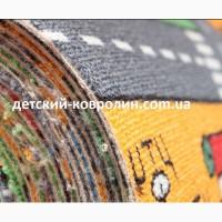 Дитячий килим дорога City Life. Доставка по Україні