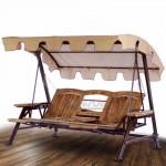 Садовые эксклюзивные качели Техас Люкс, мебель для сада в Черкассах