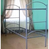 Кровать металлическая двухъярусная ЕКП (1900*800мм)