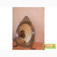 Старинное зеркало XIX век