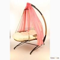 Садовые качели EGO, купить подвесное кресло в Житомире