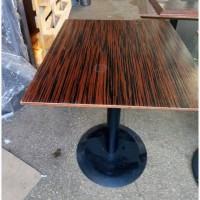 Столы бу для кафе ресторана бара металлическая нога
