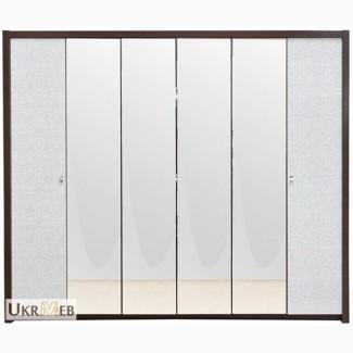 Шкаф Оливье 6-дверный embawood