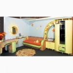 Детские комнаты на заказ