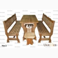 Набор мебели для сада, в беседку / Нм-2