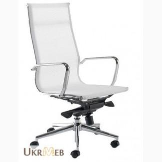 Офисное кресло НЕВАДА ВЫСОКОЕ выполненное из сетки для руководителей офиса Киев