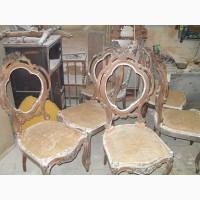 Реставрация стульев Харьков