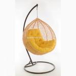 Кресло кокон плетеное из ротанга Желтые Воды