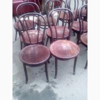 Стільці Віденські б/у для кав'ярні, кафе