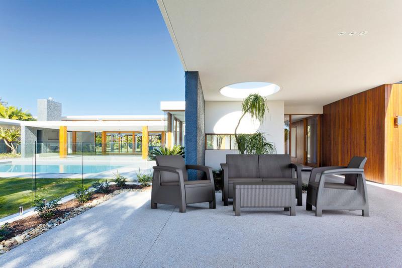 Фото 8. Bahamas set голландська мебель Allibert, Keter