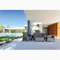 Bahamas set голландська мебель Allibert, Keter