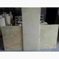Мрамор применяется для отделочных фасадных работ, мощения приусадебных территорий, террас