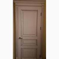 Дверь межкомнатная из ясеня