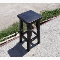 Барный стул б/у в кофейню кафе деревянный коричневый, барная мебель бу