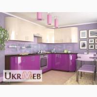 Кухня Мода (виолета-перлина)