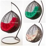 Плетеное кресло-кокон для всей семьи