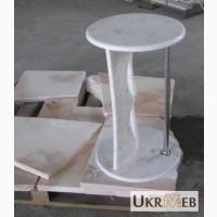 Мраморные подставки под цветы, столики мраморные - 1 600 грн