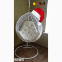 Садовое подвесное кресло кокон.Бесплатная доставка