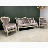 Продам комплект мягкой мебели: диван и два кресла