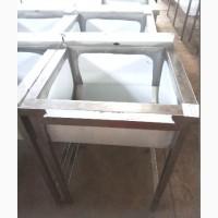 Мойка одинарная нержавеющая сталь (AISI 201)