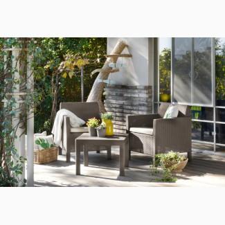 Orlando Balcony Set голландська мебель из искусственного ротанга