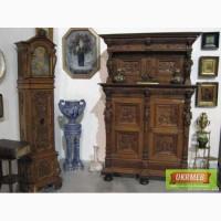 Реставрация мебели, часов