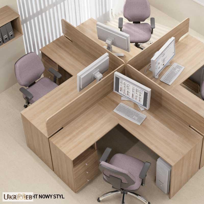 Фото 3. Офисная и кабинетная мебель с доставкой по Украине с склада и на заказ