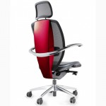 Кресло руководителя Xten (sedia ferrari) фабрика Арес Лайн Италия