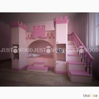 Кровать для принцессы Золушка