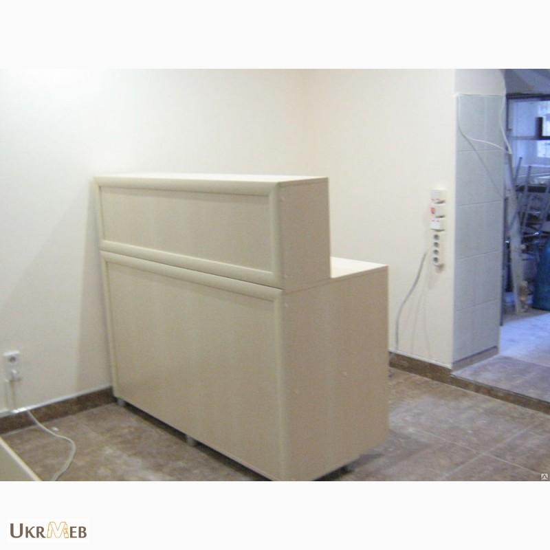 Фото 4. Барная стойка(комплект Эконом)стойка, навесной пенал, модуль под кофемашину, изготовление
