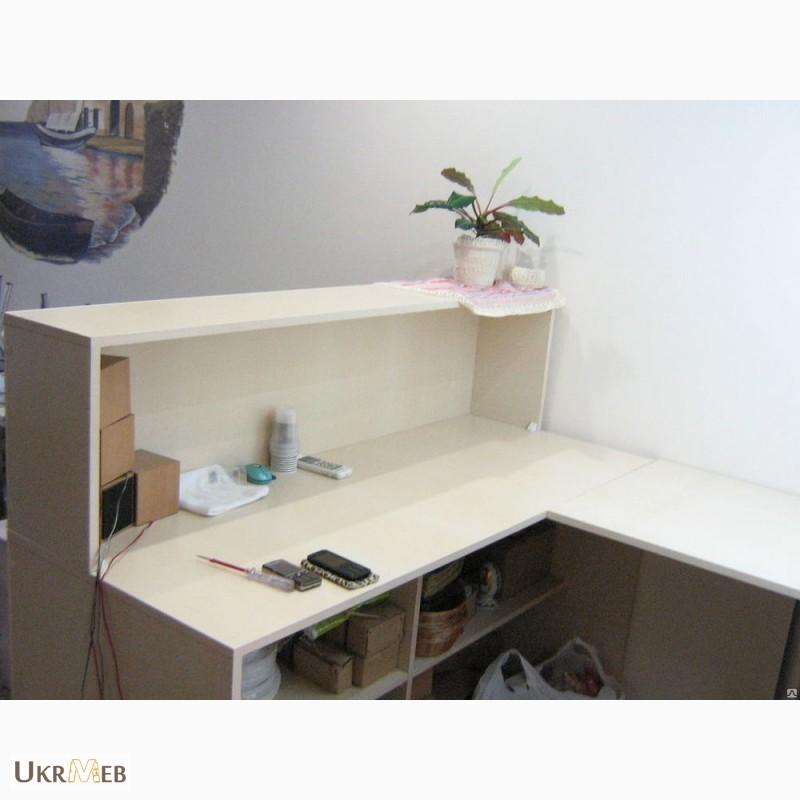 Фото 6. Барная стойка(комплект Эконом)стойка, навесной пенал, модуль под кофемашину, изготовление