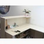 Барная стойка(комплект Эконом)стойка, навесной пенал, модуль под кофемашину, изготовление