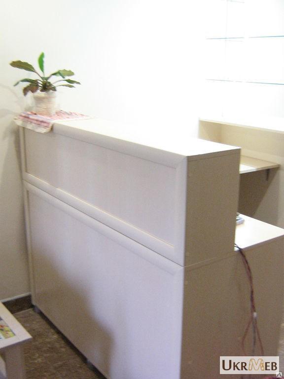 Фото 7. Барная стойка(комплект Эконом)стойка, навесной пенал, модуль под кофемашину, изготовление